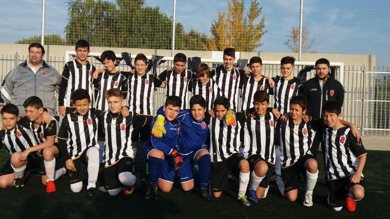 19 11 Infantil B E M F De Carabana Vs Sporting San Fernando