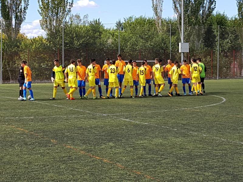 16 09 Juvenil Julian Marias Vs Sporting San Fernando A D